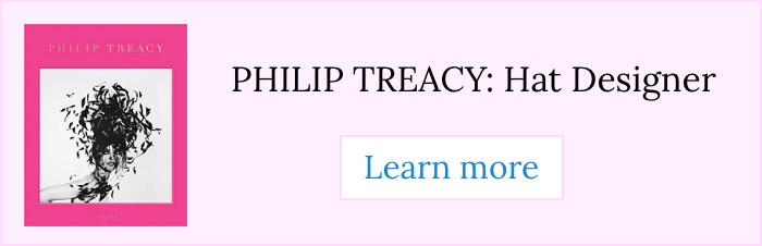 Philip Treacy Book